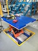 EDMO 1000 KG SCISSOR LIFT TABLE
