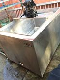 1,250 LITRE OPEN TOP TANK