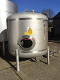 5,000 LITRE VERTICAL STAINLESS