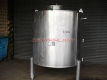 3,500 LITRE STAINLESS STEEL VER