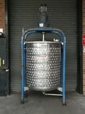 1,400 LITRE STEAM JACKETED MIXI