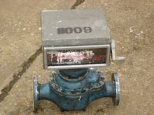 VEEDER ROOT FLOW METER, 1.5 in