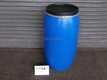 115 LITRE BLUE PLASTIC DRUMS CO