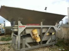 BUCHER VASLIN GRAPE HOPPER/FEED