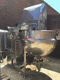 1,000LTR GIUSTI STEAM JACKETED