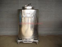800 LITRE STAINLESS STEEL MOBIL