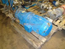 HMD SEALESS PUMP, MODEL CS 3 EC