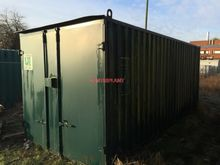 6 M LONG SHIPPING CONTAINER