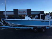 2017 Sea Pro 208 BAY