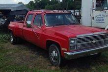 1981 Chevrolet Silverado 3500HD