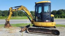 2005 Caterpillar 304-CR Mini-Ex