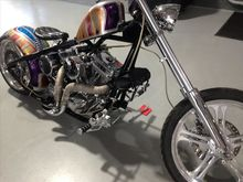 2008 SPCN CUSTOM MOTORCYCLE