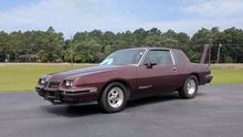 1984 Pontiac Grand Prix Brougha