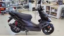 2015 Wolf Brand Scooters V-150