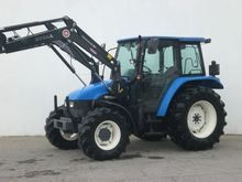 Used 2001 Holland T4