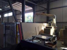 AluRanger Vertical CNC Panel Ro