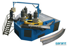 Amob Heavy-Duty section bender