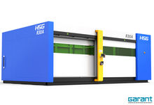 HSG Fiber Laser 3D Cutting Mach