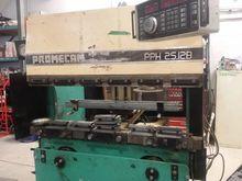 Press brake Promecam 4 '