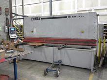 Ermak shearing machine 10 'x 1/