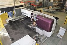 Danbot P1631 33 Ton CNC Turret