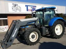 2009 New Holland T6030 PLUS