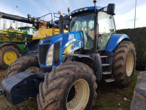 2009 New Holland T 8040