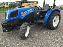 2017 New Holland T 3.50