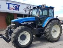 2002 New Holland TM 165 ULTRA