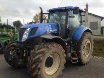 Used 2012 Holland T7