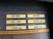 1994 Groenewegen DRO-12-20B