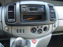 2007 OPEL VIVARO