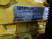 Used Caterpillar C7.