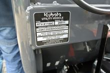 Kubota RTV-X1100CRL-A