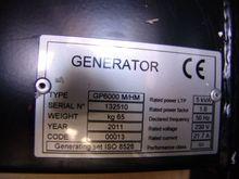 Used HONDA GP6000 in