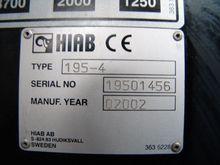 2002 Hiab 195-4