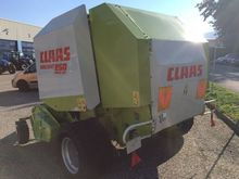 1998 Claas Rollant 250-14 Messe