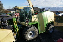 2010 Krone Big X 650