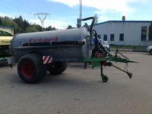 1993 Eckart 7000 Liter