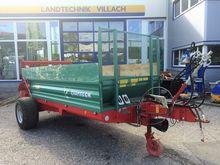 2013 Farmtech Minifex 550