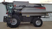 2014 GLEANER S67