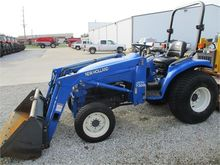 2002 NEW HOLLAND TC33D