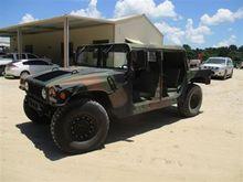 2010 Military Hummer