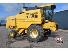1999 New Holland TC56