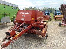 Used HESSTON 4600 in
