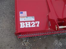New BUSH HOG BH27 in