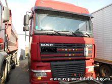 2007 Daf XF 95 O3538