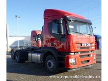 2007 Iveco Stralis AT260 S36Y/P