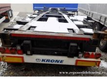 2012 Krone Box Liner SDC 27 eL4