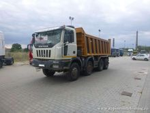2008 Iveco ASTRA HD8 8652 8x6 3